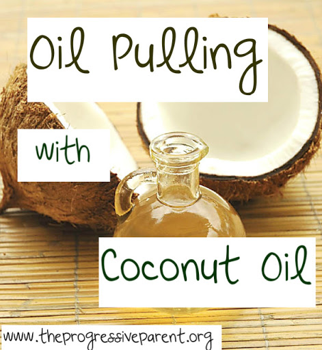 Coconut Oil Pulling Detox - What is Oil Pulling? Natural Body Detox and How To Whiten & Clean Teeth Naturally!