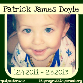 One Love and the Love for One: Patrick JamesDoyle